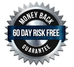 60 Day Money Back Guaranee
